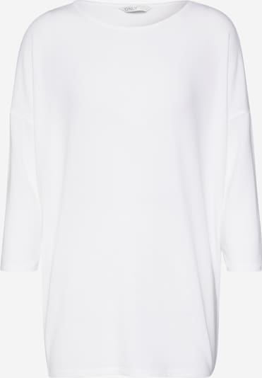 ONLY Langarmshirt in offwhite, Produktansicht