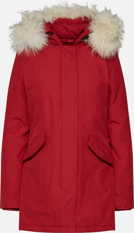 Canadian Classics Jacke in rot, Produktansicht