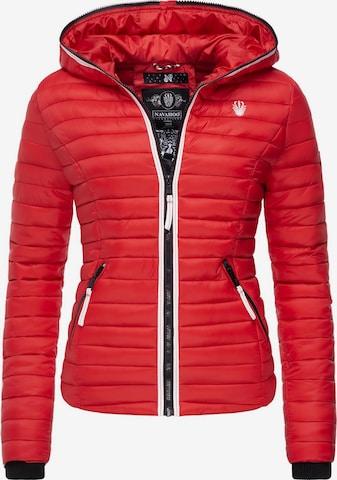 NAVAHOO Between-Season Jacket in Red