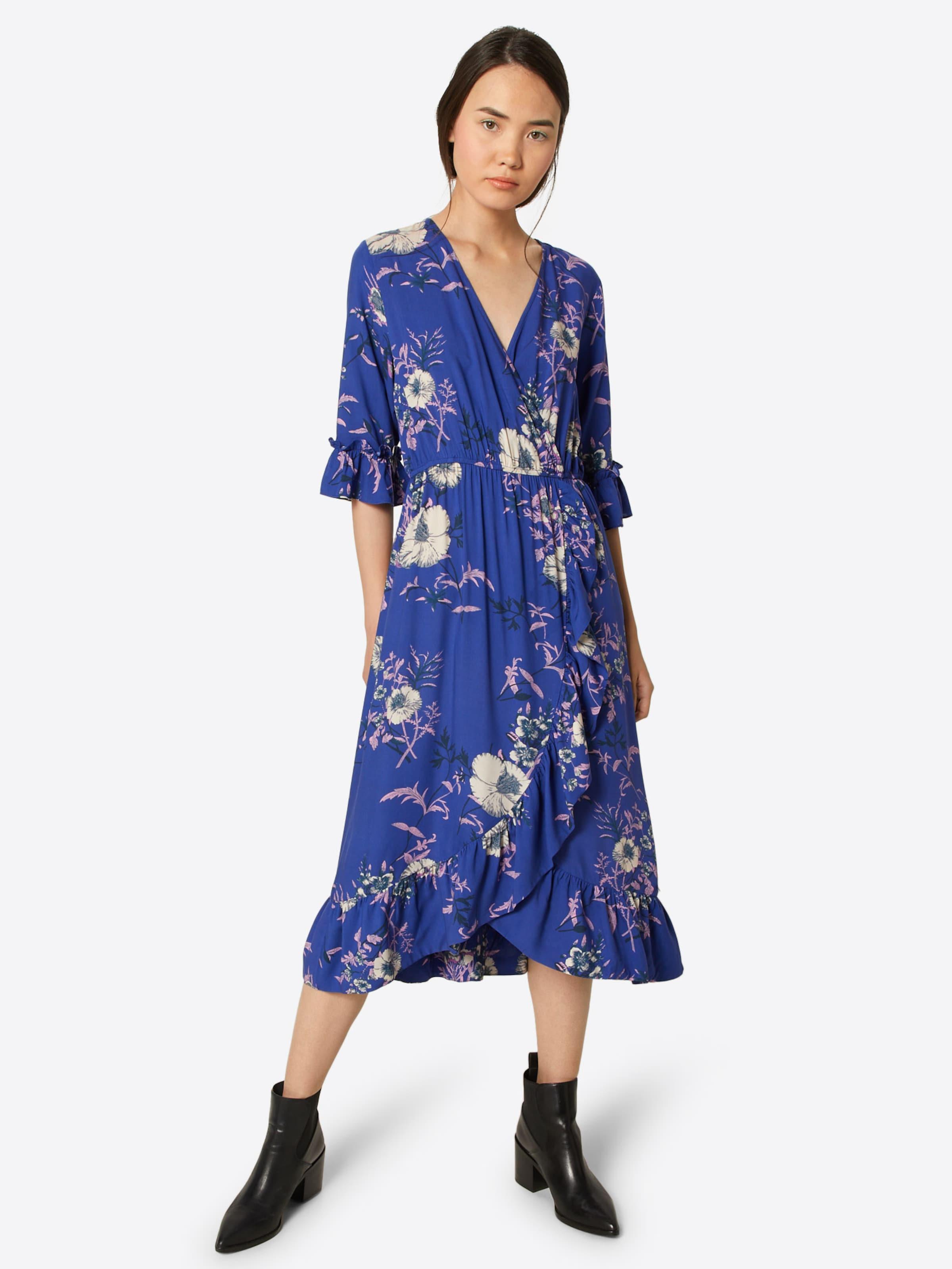 Bleu Nümph 'huali' En Robe BeWrQCxdo