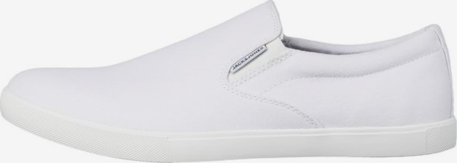 JACK & JONES Slipper in weiß, Produktansicht
