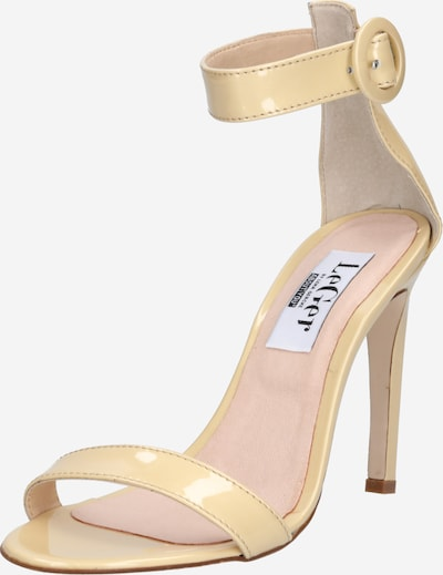 LeGer by Lena Gercke Strap sandal 'Mayra' in Yellow, Item view