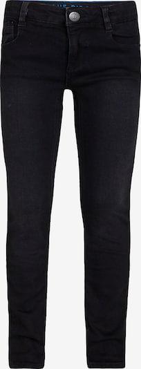 WE Fashion Jeans 'Mateo' in schwarz: Frontalansicht
