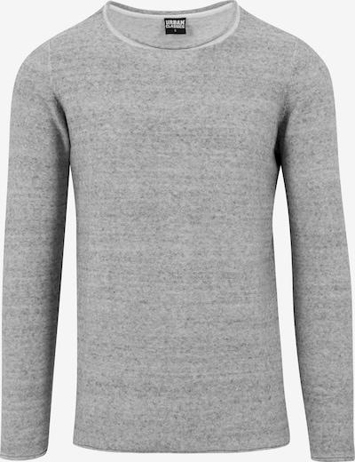 Urban Classics Pullover in graumeliert, Produktansicht