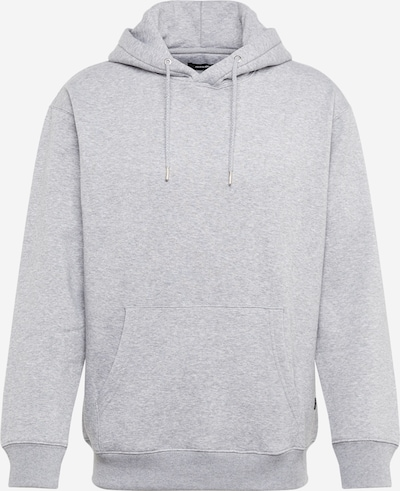 JACK & JONES Sweatshirt 'SOFT' in graumeliert, Produktansicht