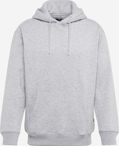 JACK & JONES Sweat-shirt 'SOFT' en gris chiné, Vue avec produit