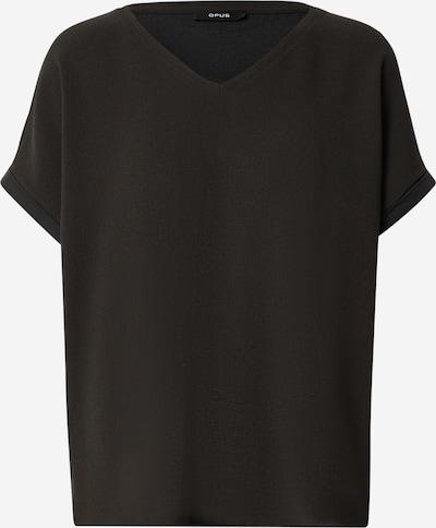 OPUS Shirt 'Suminchen ROS' in braun, Produktansicht