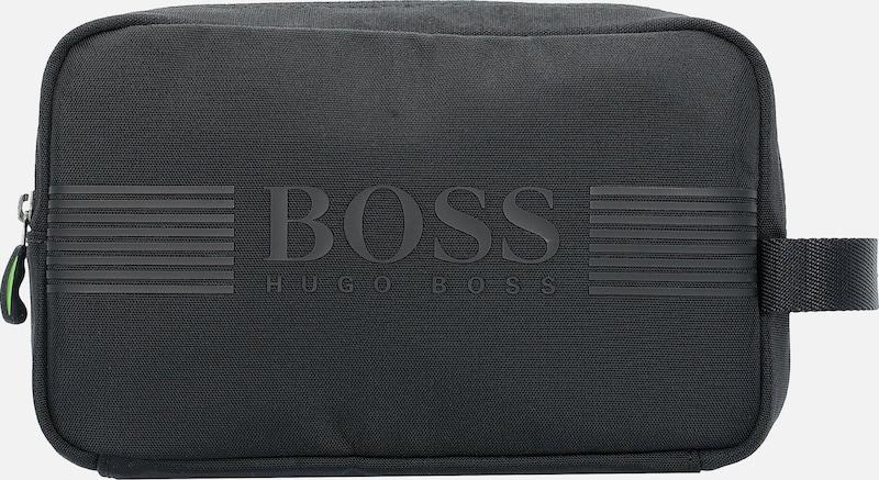 BOSS Pixel Kulturtasche 25 cm