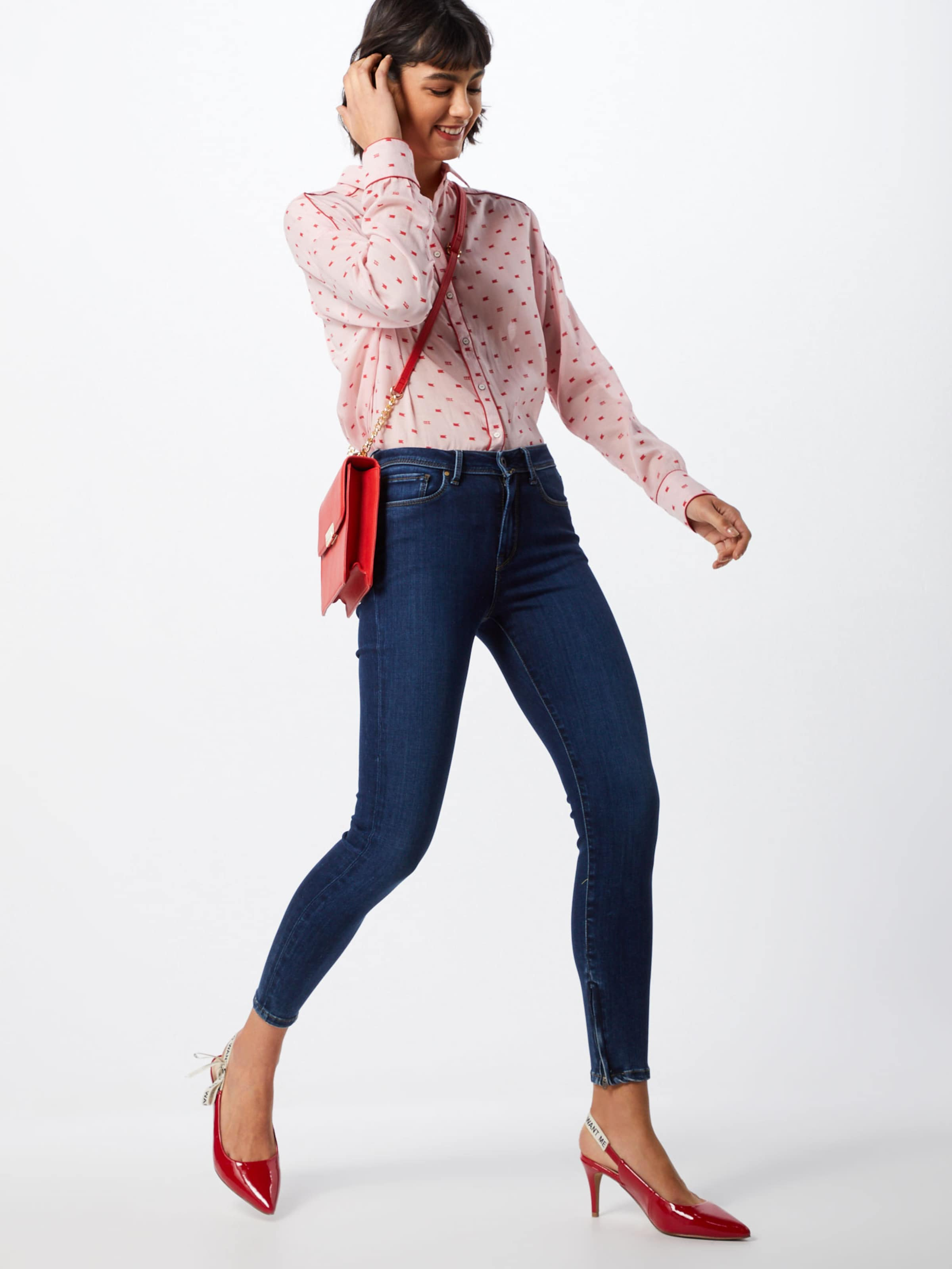 In Blue Jeans 'cher Denim High' Pepe ymn0OvNw8