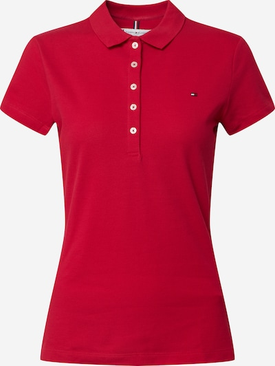 TOMMY HILFIGER Shirt in de kleur Robijnrood, Productweergave