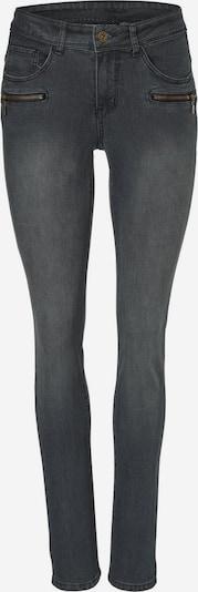 heine Jeans in black denim: Frontalansicht