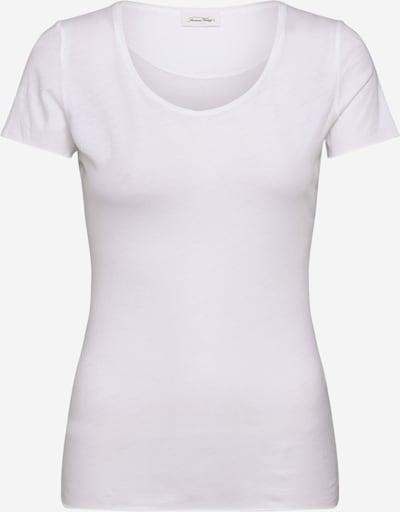 AMERICAN VINTAGE Shirts & Tops 'CHIPIECAT' in weiß, Produktansicht
