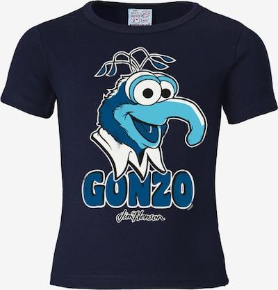 LOGOSHIRT Shirt in de kleur Blauw, Productweergave