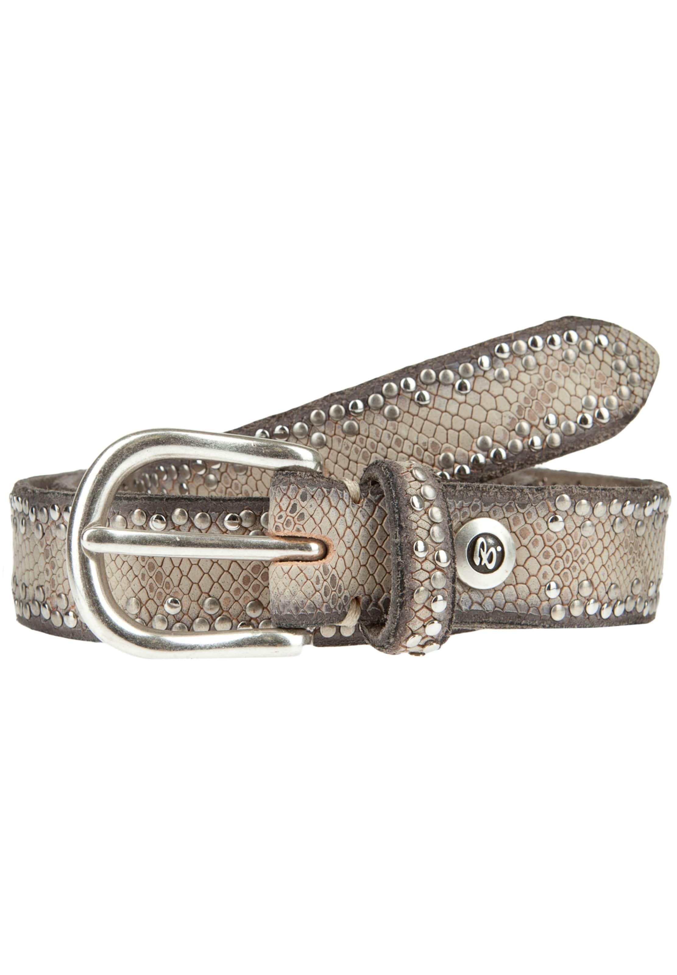 Beige Handmade Ledergürtel In belt B Germany bf7gy6