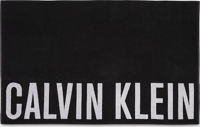 Calvin Klein Strandlaken in de kleur Zwart, Productweergave