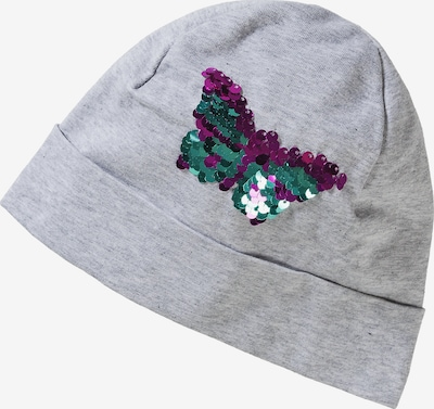 DÖLL Mütze in grau, Produktansicht