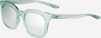 NIKE Sportovní sluneční brýle 'MYRIAD M EV1154' - světle zelená / stříbrná: Pohled zepředu