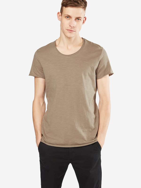 JACK & JONES T-Shirt 'JORBAS TEE SS U-NECK NOOS'