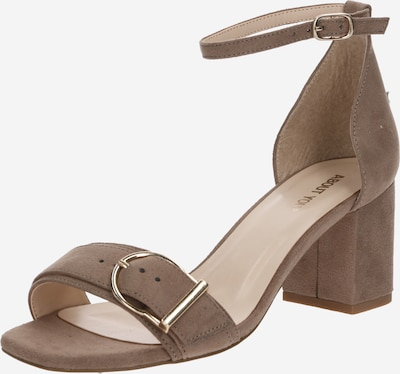 ABOUT YOU Slingpumps in taupe: Frontalansicht