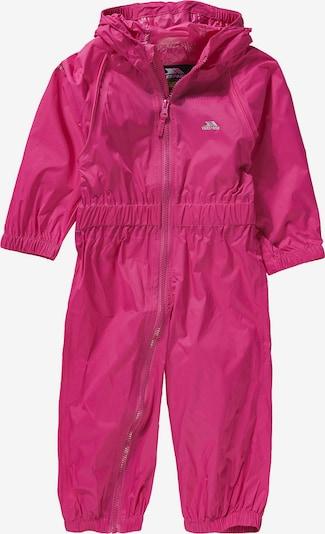 TRESPASS Regenanzug in pink, Produktansicht
