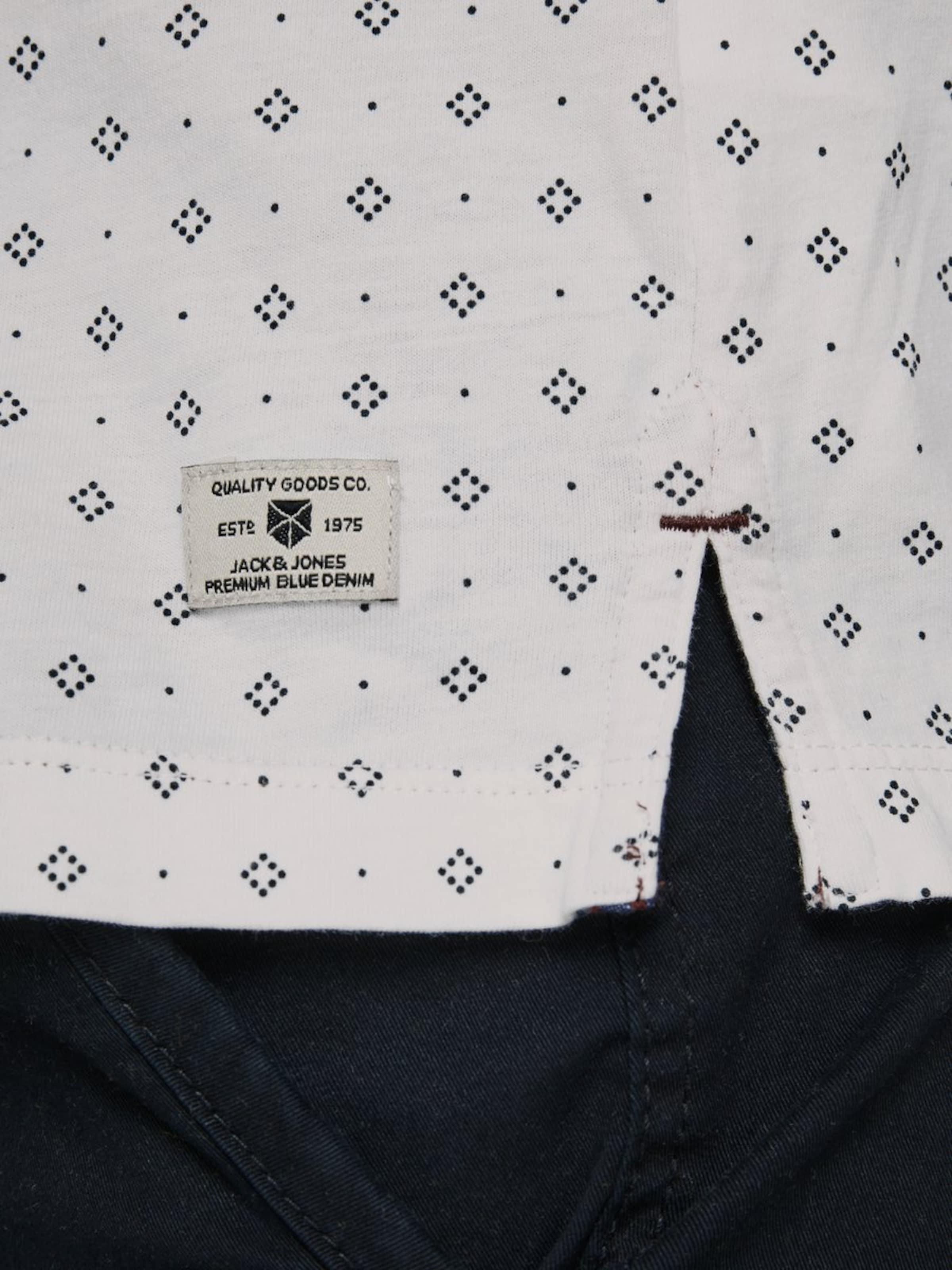 Jackamp; Jones Shirt In SchwarzWeiß SzqVUMLpG
