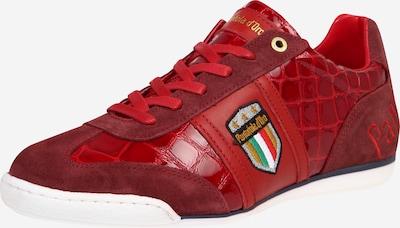 PANTOFOLA D'ORO Tenisky 'Fortezza' - tmavě červená, Produkt