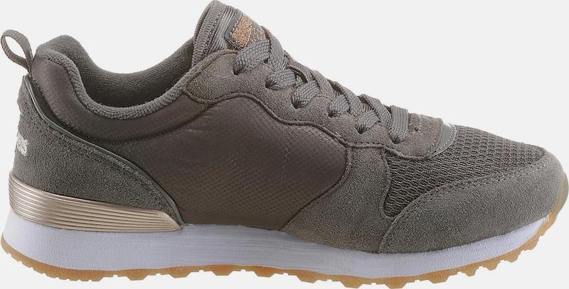 SKECHERS Niedrig Sneaker Niedrig SKECHERS 'Goldn gurl' 70210e