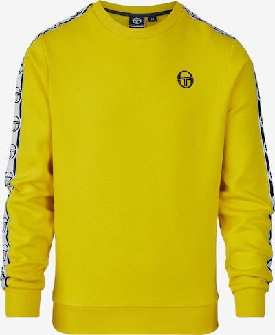 Sergio Tacchini Sportsweatshirt 'DELACO' in de kleur Geel, Productweergave