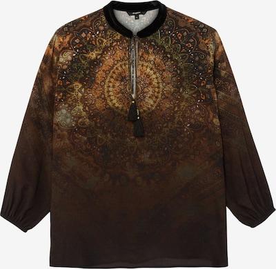 Desigual Blouse 'LUXOR' in de kleur Gemengde kleuren / Zwart, Productweergave