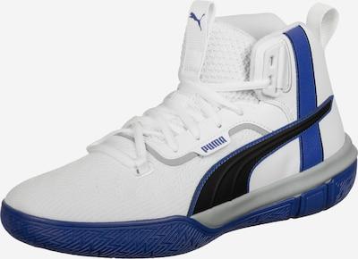 PUMA Schuhe 'Legacy MM/Toreador' in blau / weiß, Produktansicht