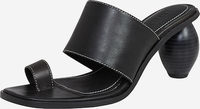 EDITED Pantofle 'Lenya' - černá, Produkt