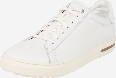 BIRKENSTOCK Baskets basses 'Bend' en blanc, Vue avec produit