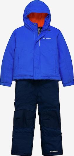 COLUMBIA Schneeanzug 'Buga' in blau / nachtblau, Produktansicht