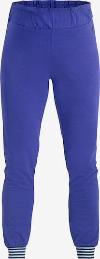 Esprit Maternity Korte pyjama in de kleur Indigo / Wit, Productweergave