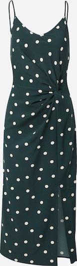 EDITED Šaty 'Dakota' - zelená / biela, Produkt