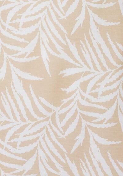 VIVANCE Rüschentop 'Vivance' in beige, Produktansicht