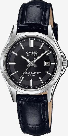 CASIO Quarzuhr 'LTS-100L-1AVEF' in schwarz, Produktansicht