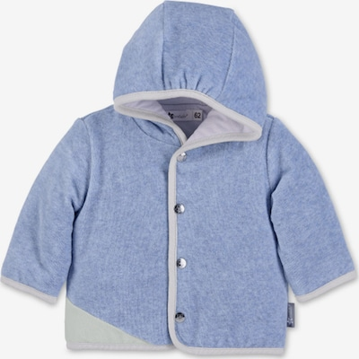 STERNTALER Jacke 'Emmi' in hellblau / grau, Produktansicht