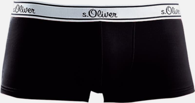 s.Oliver RED LABEL Hipster aus Microfaser (2 Stck.)