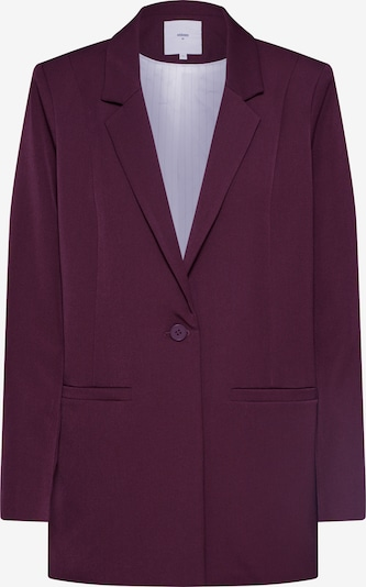 minimum Blazer 'Tara' in bordeaux, Produktansicht