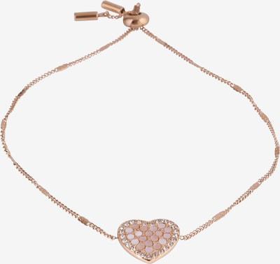 FOSSIL Bracelet en or / rosé, Vue avec produit