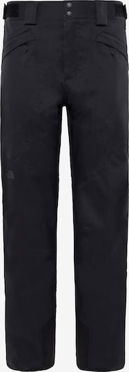 THE NORTH FACE Pantalon outdoor 'Chavanne' en noir, Vue avec produit
