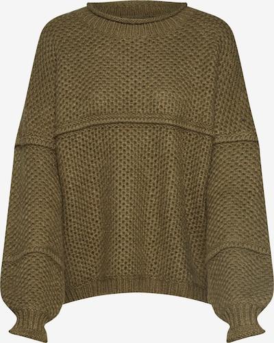 Moves Sweter 'fina 0589' w kolorze oliwkowym, Podgląd produktu