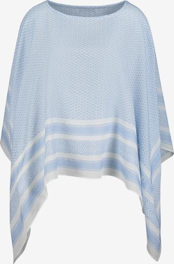 CODELLO Kaftanbluse im luftigen Style in hellblau, Produktansicht