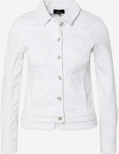monari Tussenjas in de kleur Wit, Productweergave