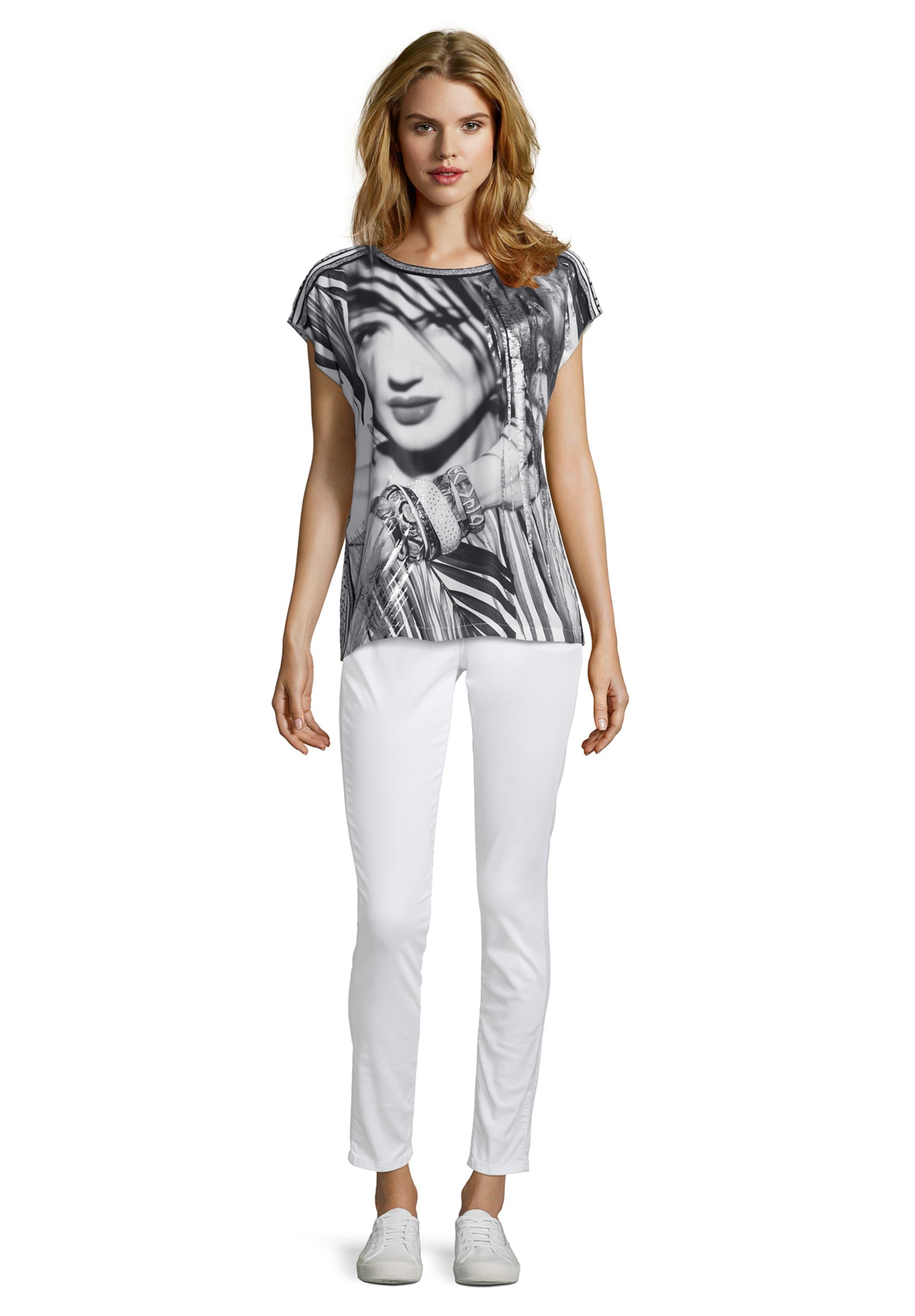 In GrauSchwarz Public In In Shirt Weiß Public GrauSchwarz GrauSchwarz Shirt Public Shirt Weiß BexrdCo