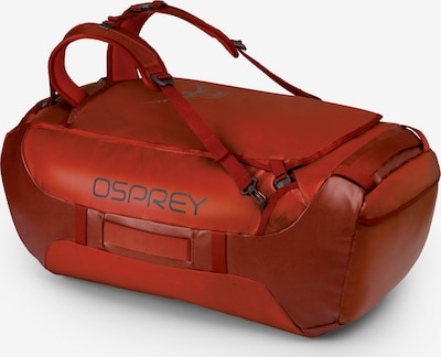 Osprey Reisetasche 'Transporter 95' in rostrot, Produktansicht