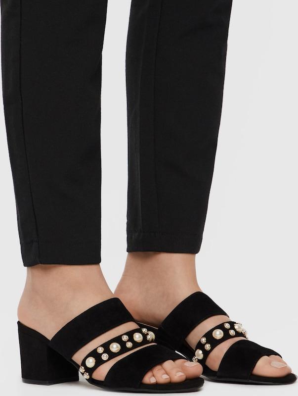 Bianco Perlenriemen Sandalen Günstige und langlebige Schuhe