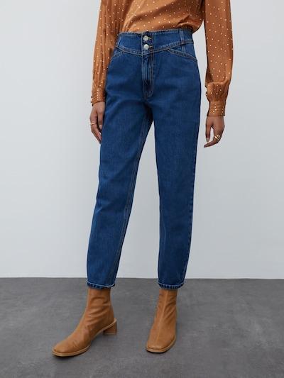 EDITED Jeans 'Asta' in blue denim, Modelansicht