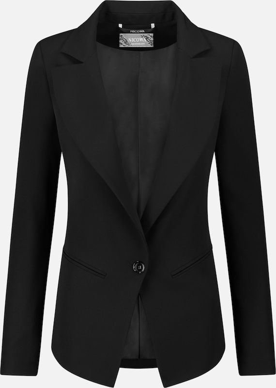 Nicowa Blazer 'NERINA' in schwarz    Neue Kleidung in dieser Saison cd2dc6